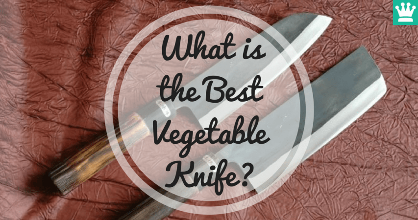 What is the Best Vegetable Knife?