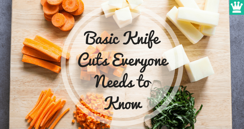 Basic Knife Cuts Everyone Needs to Know