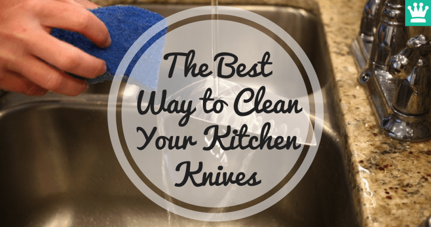 The Best Way to Clean Your Kitchen Knives