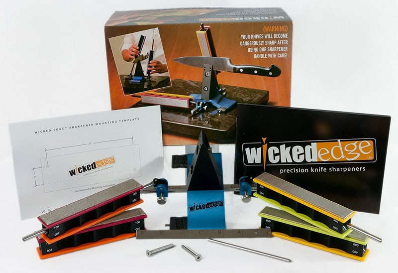 Wicked Edge Precision Knife Sharpener